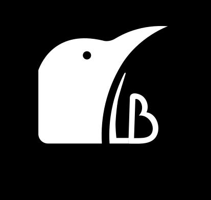 Linux logo black